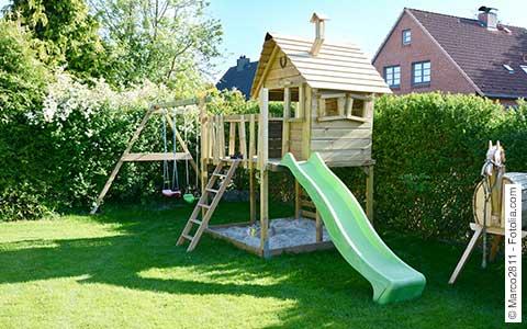 mieter darf im garten ein kinderspielhaus aufstellen innotax. Black Bedroom Furniture Sets. Home Design Ideas