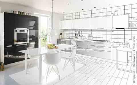 Der bundesfinanzhof hat seine rechtsprechung hinsichtlich der aufwendungen für eine einbauküche grundlegend geändert bisher wurden die spüle und der herd